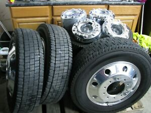 2019 Ford F450 4x4 Superduty Tires Wheels And Suspension Parts Stock