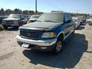 Rear Axle Assembly From 2001 Ford F150 7352394