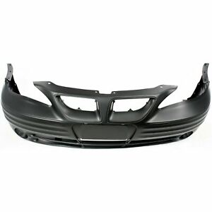New 1999 2002 Fits Pontiac Grand Am Bumper Cover Front Side Gm1000574