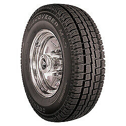 1 New 245 65r17 Cooper Discoverer M S Tire 2456517