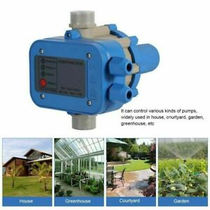 110v Automatic Electronic Switch Control Water Pump Pressure Controller