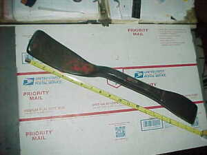 Vtg Auto Body Porter Ferguson A 6 Double Ended 19 Curved Spoon Dolly Shop Tool