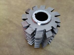 Itw Gear Hob Cutter 7 Ndp 20 Pa Wd 308 3 4 Id Bore