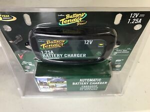 Deltran Battery Tender Plus 12v 1 25a Automatic Battery Charger 021 0128 Nib