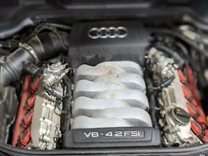 2009 Audi A8 4 2l Engine Motor With 58 496 Miles