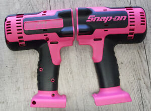 Snap On Pink Replacement Body Shell Cordless Impact Wrench Ct8850 1 2 Drive