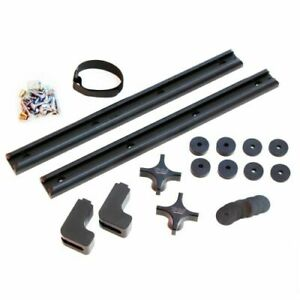 Hi lift Jack Co Tt 1000 Trail trak Roll Cage Track Mounting System For Jeep New