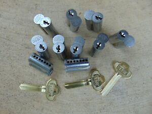 10 Best Cores With 3 Uncut Keys 7 Pin Cores Locksmith