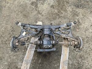 1988 1995 Bmw E34 M5 Complete Rear End Lsd Swap Suspension Subframe Diff 116k