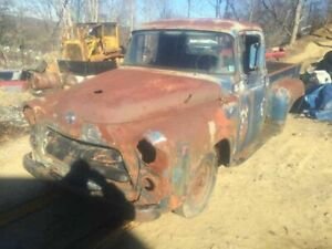 Tdodall 1956 Bumper Assembly Front 64265