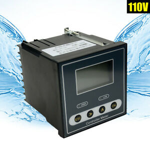 Ph 110 Digital Ph Orp Meter With Temperature Measurement Water Quality Tester