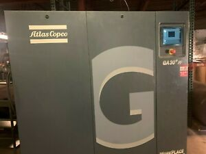 Atlas Copco Ga30 Ff rotary Screw Air Compressor