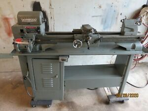 Craftsman Atlas Commercial 12 X 36 Lathe Slight Used 101 28990 618 109 101