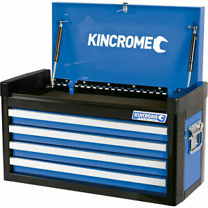 Kincrome Evolve 4 Drawer Tool Chest Blue