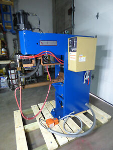 75 Kva Spot Welder Dual Or Single Tipped Head Sharp