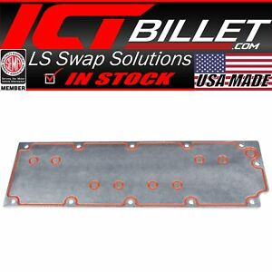 Ls Gen 4 O ringed Valley Pan Cover Plate For Dod Delete