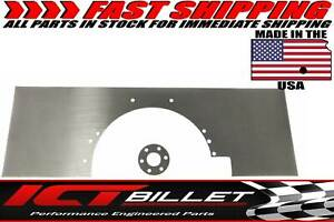 Sbf Mid Plate 289 302 351w Motor Engine Mount Small Block Ford