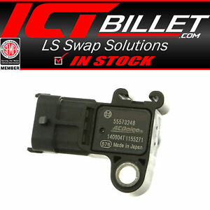 Ac Delco Ls3 Map Manifold Absolute Pressure Sensor Ls 1 Bar