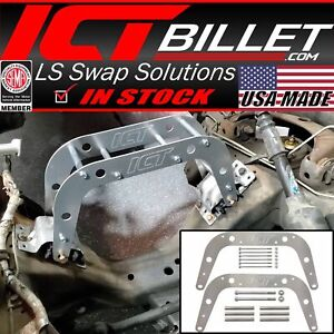 Sbc Engine Frame Motor Mount Alignment Tool Small Block Chevy Jig Ls Swap