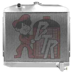 1951 1954 Hudson Hornet commodore all Aluminum Radiator Is For A Made In Usa