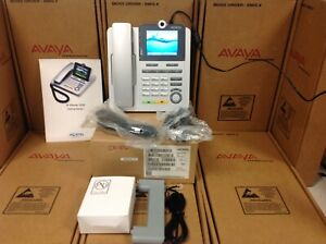 New Nortel 1535 Wireless Ip Video Phone Business Office Wi fi Ethernet