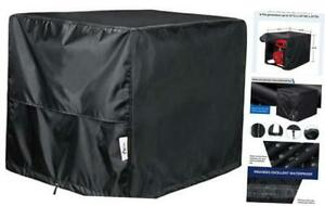 Generator Cover Waterproof Universal Weather Resistant Storage Cover For Porta