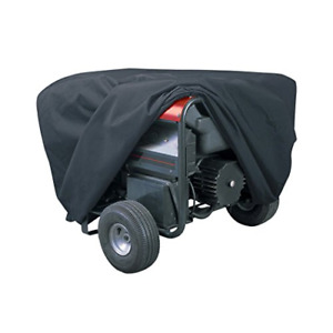 Classic Accessories 79547 Black Heavy Duty Weather x Generator Cover X large