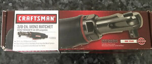 Craftsman 3 8 Drive Mini Air Ratchet New 19931