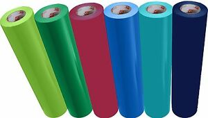 Oracal 651 Or 631 Vinyl 12 X 10 Feet Roll Assorted Colors To Choose From