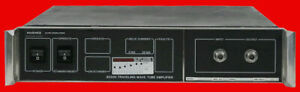 Hughes 8020h10f000 Twt Amplifier 1 4 To 2 4 Ghz 20 W 120v 3 A