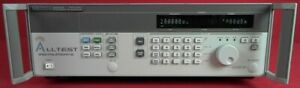 Hp Agilent 83712a Synthesized Cw Generator 10 Mhz To 20ghz