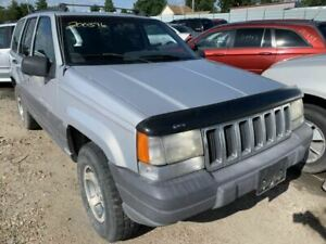 Passenger Right Headlight Fits 96 98 Grand Cherokee 583304