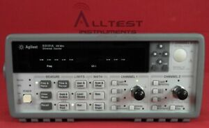 Hp Agilent Keysight 53131a Frequency Counter 225mhz