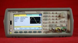 Hp agilent keysight 33522b My52810479 Arbitrary Waveform Generator 30mhz