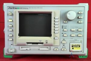 Anritsu Mw9060a Optical Time Domain Reflectometer 3141