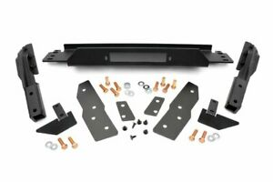 Rough Country Winch Mounting Plate Fits 1999 2004 Jeep Grand Cherokee Wj