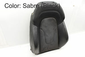 2008 2009 2010 Audi Tt Coupe Mk2 Front Right Upper Seat Back Cushion