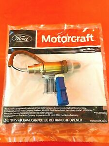 New Original Oem Ford Motorcraft Oxygen Sensor For Ford Lincoln Mazda Mercury