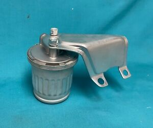 1957 58 Original Corvette Rochester Fuel Injection Fuel Filter With Brk Bolts