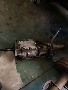 Ford 3 Speed Transmission