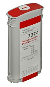 Pitney Bowes 787 1 Premium Quality Compatible Red Postage Ink Max Volume