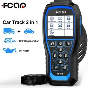 Heavy Duty Truck Diagnostic Scanner Diesel Auto Dpf Oil Abs Srs Diagnostic Tool