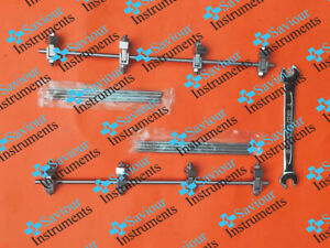 Orthopedic External Fixator A o Mini Clamps 5 0 Mm Medical Surgical Instruments