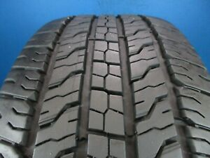 Used Goodyear Wrangler Fortitude Ht 265 60 18 10 11 32 High Tread 1047d