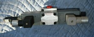 Hydraulic Directional Control Valve Proportional Valve Rexroth 4wre6 New