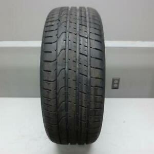 225 40r19 Pirelli P Zero Runflat 89w Tire 9 32nd No Repairs