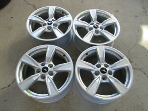 17 Ford Mustang Oem Factory Oem Wheels Rims 2020