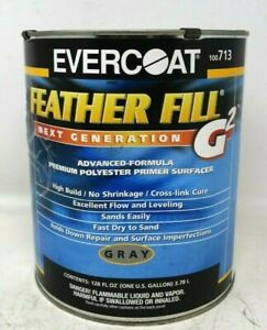 Evercoat Featherfill Next Generation G2 Primer Gray Color Gallon Size