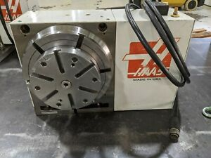 Haas Hrt310 9 4th axis Rotary Table Very Clean