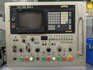 Fanuc 11m Cnc Controller From Nomura Boring Mill Very Clean make Offer